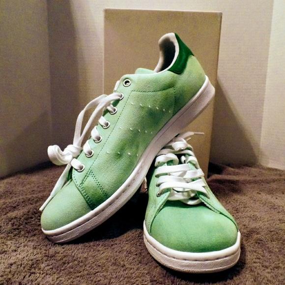 0aa8e5530 Adidas PW HU HOLI Stan Smith Mens shoes